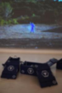 Bleu de Prusse Radioactivité