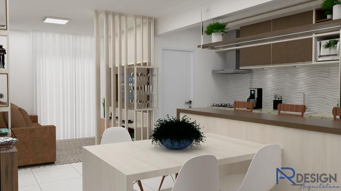 03 Sala/ Cozinha