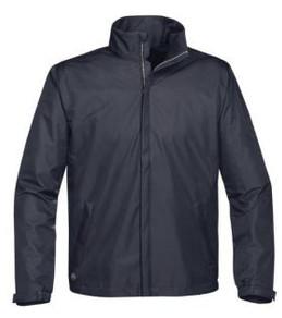 Lightweight Jacket in Navy.JPG