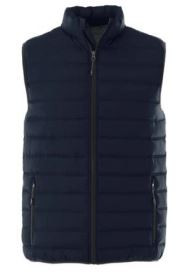 Polyester Faux Down Insulated Vest om Na