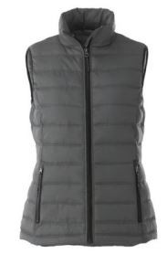 Polyester Faux Down Insulated Vest.JPG