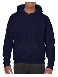 GildanAdultHoodie Pullover Navy.JPG