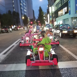 MÁS ACCIDENTES MARIO KART TOUR EN JAPON