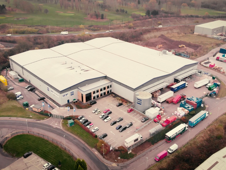 Universal Flexible Packaging Invests £11m in New Factory