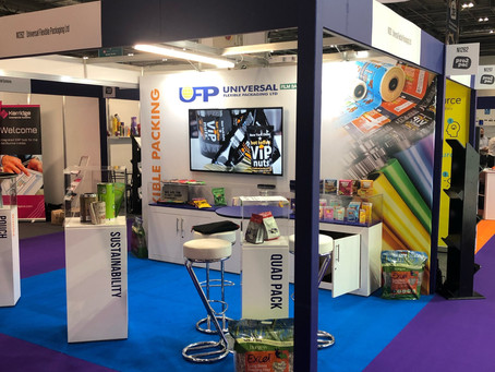 We're at the IFE/P2P 2019 Exhibition!