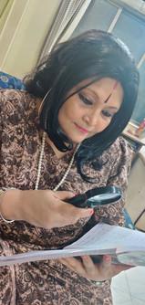 Basics of Handwriting Analysis with Neima Bhushan
