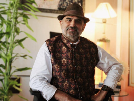 A Beginner's Guide to Bollywood scriptwriting with Rajesh Beri
