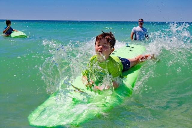 Autism OdysSea & Autism Surfs