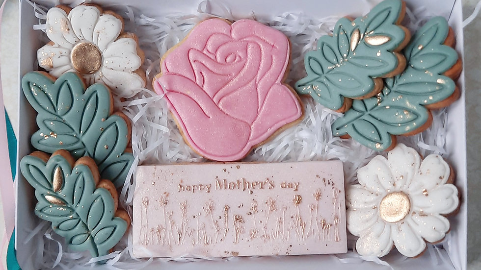 MOTHER'S DAY COOKIES GIFT SET