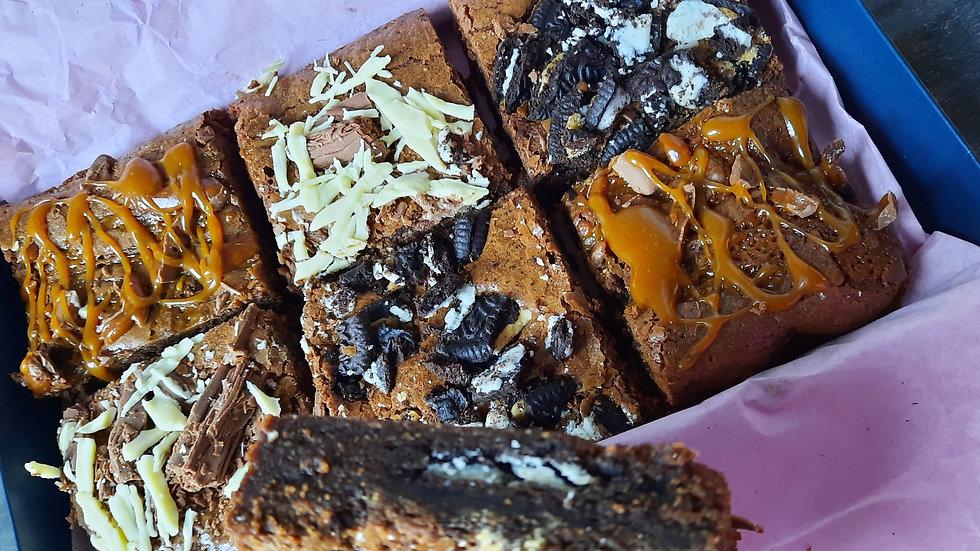 Box of Mixed Brownies