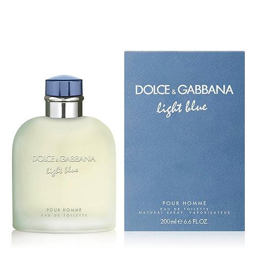 PERFUME HOMEM LIGHT BLUE HOMME DOLCE & GABBANA EDT