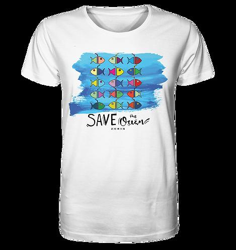 T-SHIRT SAVE THE OCEAN