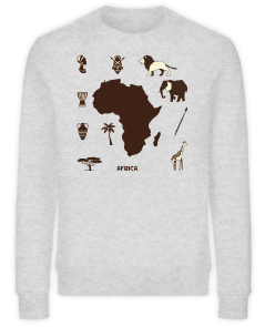 SWEATSHIRT AFRICA ELEMENTS