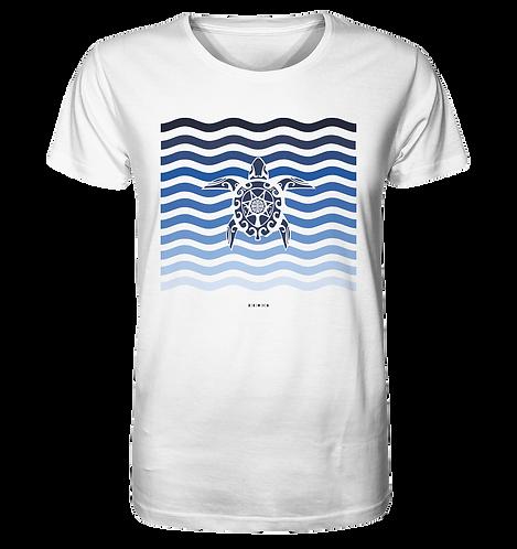 T-SHIRT OCEAN TURTLE