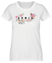 T-SHIRT ZERIS FLORES
