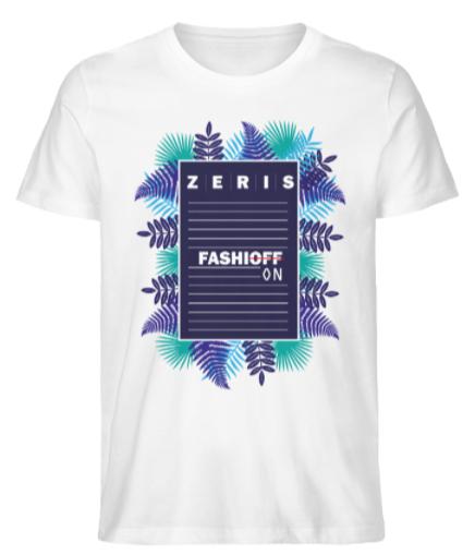 T-SHIRT ZERIS FASHION/OFF