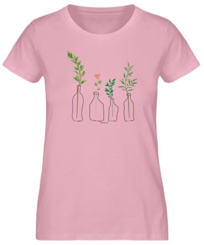T-SHIRT ZERIS PLANTAS