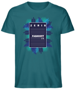 T-SHIRT ZERIS FASHION/OFF