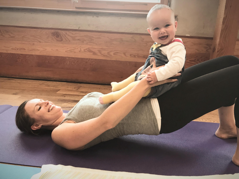 Postnatal Pilates Mon 10.45 Via Zoom
