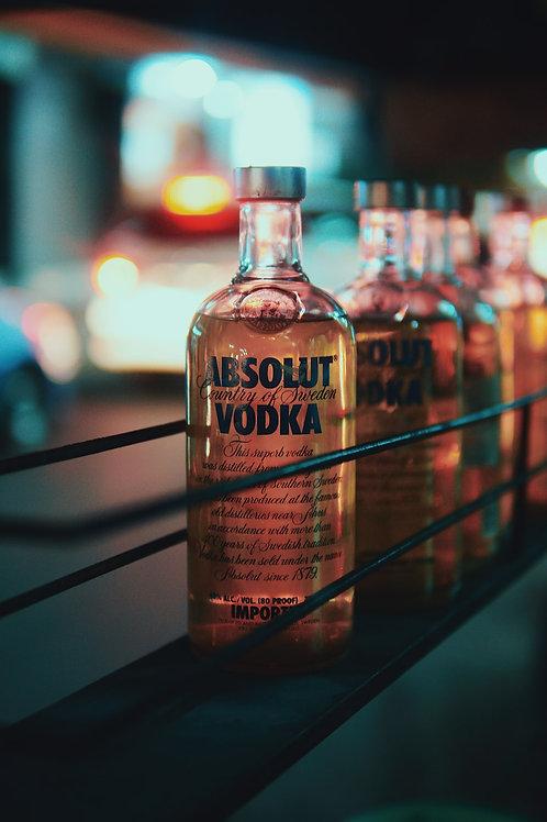 Kit 3 cócteles de Vodka #200