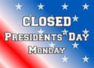 EHS - Closed on Presidents Day.jpg