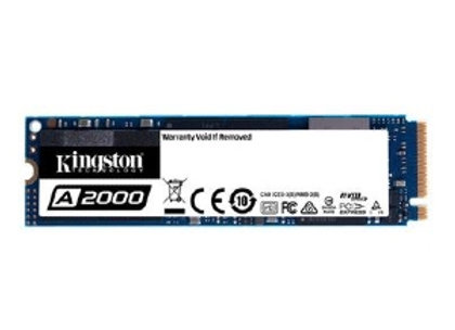 Kingston Disco de estado sólido SSD (A2000) 500 GB