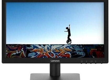 "Monitor LCD Lenovo 47cm (18.5"") WXGA WLED"