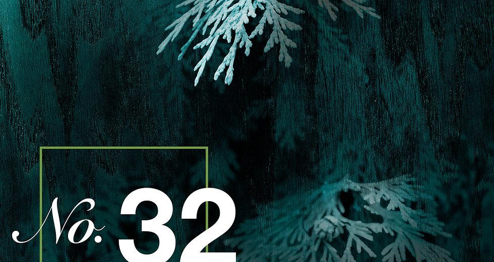No. 32 Blue Oud