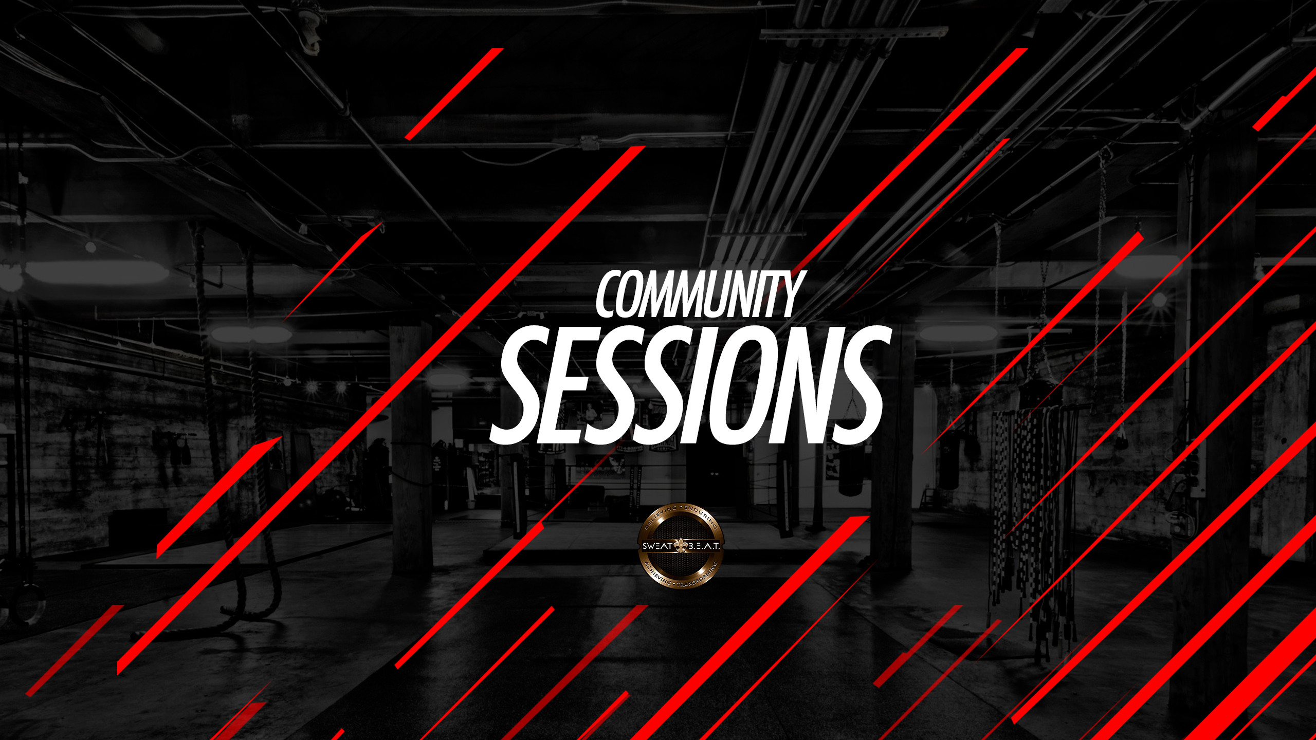 Community Workout Session