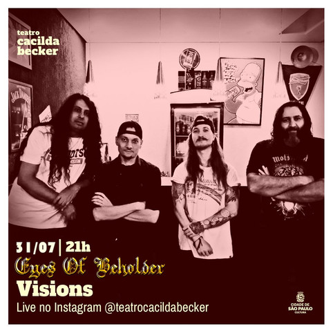 Eyes of Beholder - Live