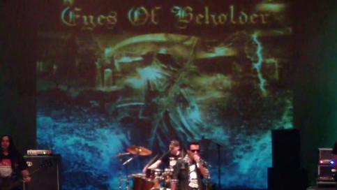 Guarulhos Rock Festival e aí como foi Eyes of Beholder?