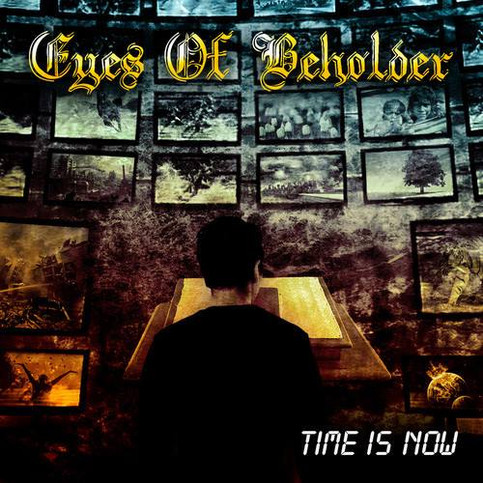 "NEW ALBUM: ""TIME IS NOW"" is out"