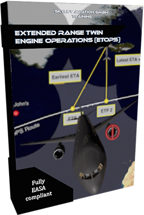 Extended Range Twin Engine Operations (ETOPS)