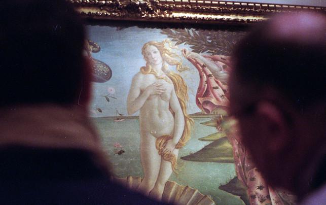 Venus through the eyes of men.