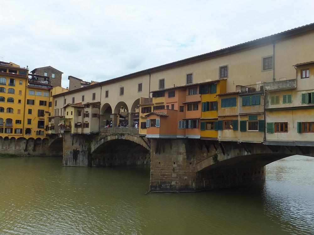 Ponte Vecchio, bridge of jewellers