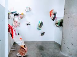 Jill Price, Undoings installation Shot,