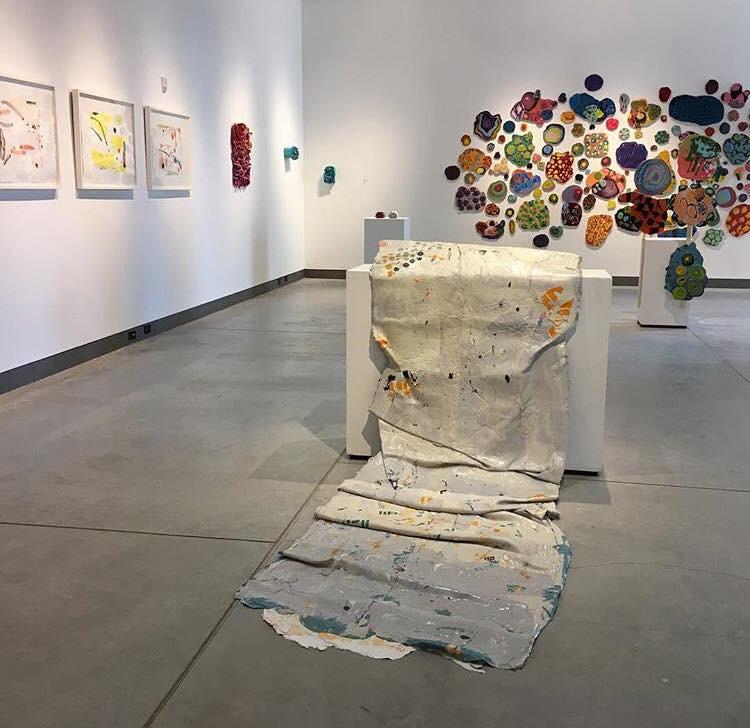 Voices of Paint, Frances Thomas, Jennife