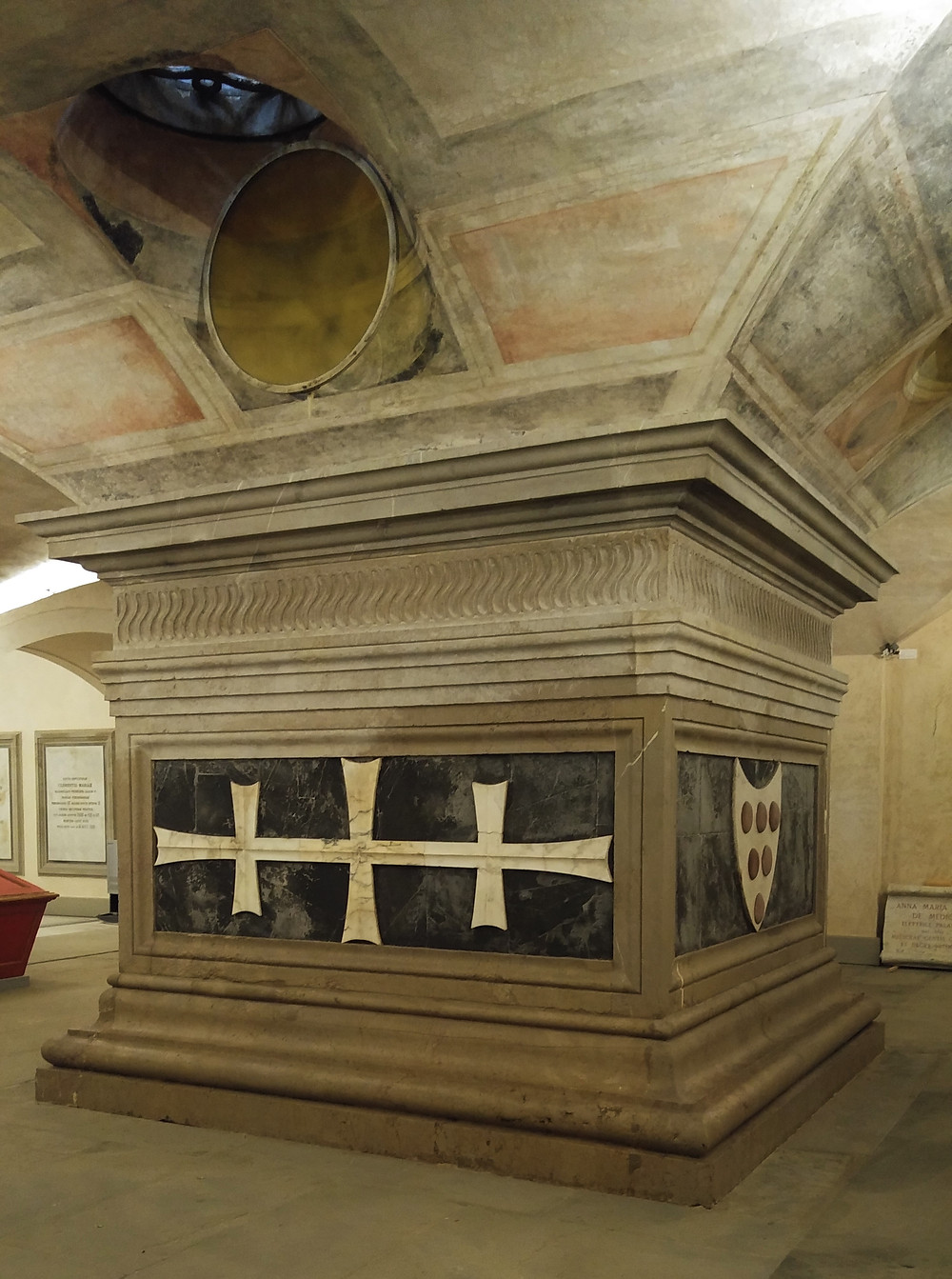 Cosimo the Elder'sTomb
