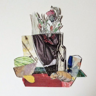 Jill Price, Landscape on Table Study, 20