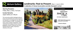 Landmarks_Past to Present, Quest Art, Cu