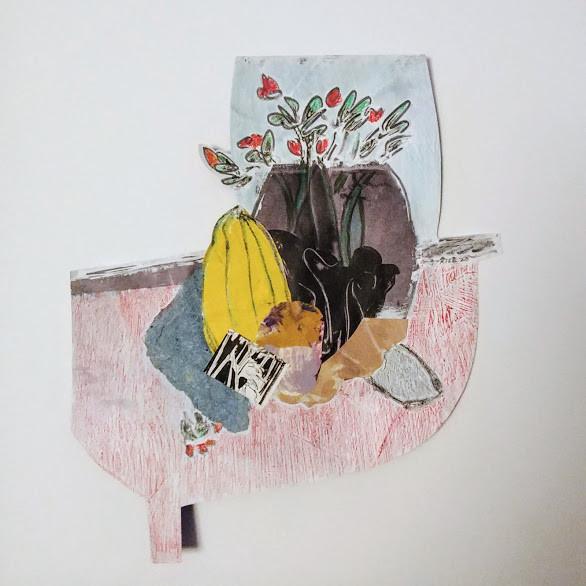Jill Price, Landscape on Table Study IV,