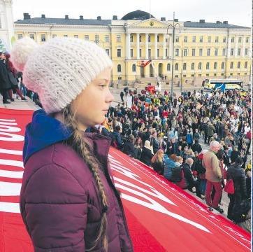 Greta Thunberg, Bild: Privat/TT