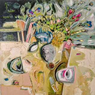 Jill Price, Landscape on Table #6_The In