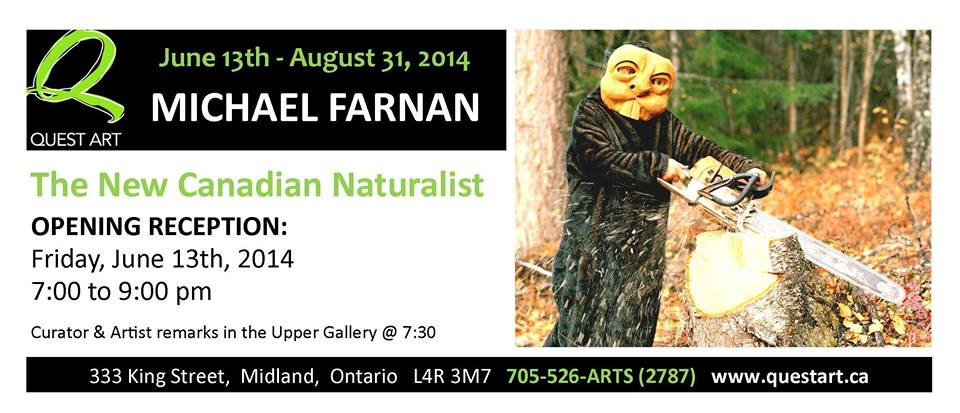 The New Canadian Naturalist, Michael Far