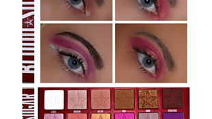 Jeffree Star Cosmetics Blood Sugar Palette- x4 Looks!
