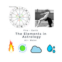 The Elements in Astrology- Triplicities