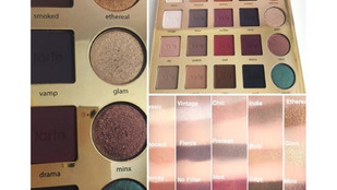 Tarteist Pro Amazonian Clay Eyeshadow Palette Swatches, Review + Full Chem, Marketing and Price An