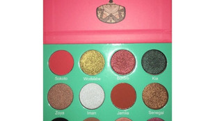 Juvia's Place The Saharan Palette Review + Swatches