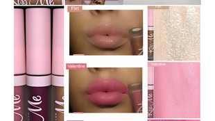 Live Glam Kiss Me Subscription February 2018 Review + Swatches