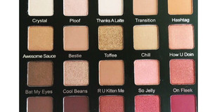 Violet Voss Holy Grail Palette Description, Review + Full Swatch
